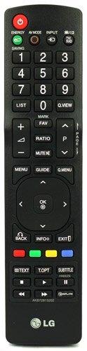 LG TV-Fernbedienung AKB72915244 32LD450, 37LD450, 42LD450, 47LD450