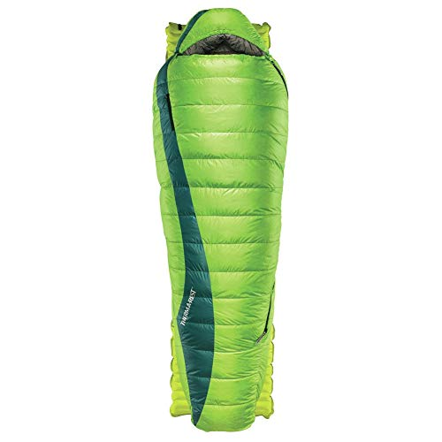 Therm-a-Rest Questar HD Mummy sleeping bag Verde Adulto