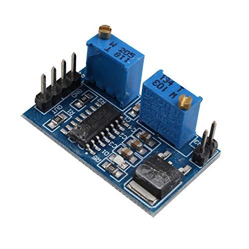 HALJIA SG3525 PWM-Controller-Modul, einstellbare Frequenz, 200 Hz – 100 kHz, 8 V – 12 V, einstellbar, Wellenformgenerator