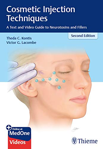 Cosmetic Injection Techniques: A Text and Video Guide to Neurotoxins and Fillers (English Edition)