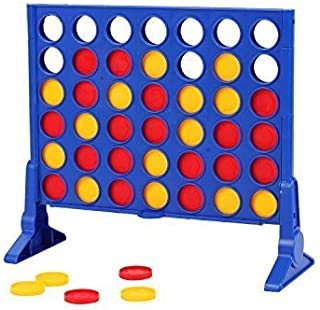 yueqi 4 in a Line Game Classic 4 Board Games for Kids and Family 4 in a Row Game