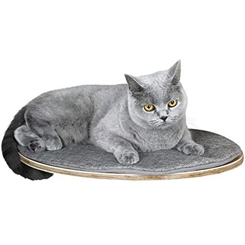 Kerbl Tofana - Cama para Mascotas (50 x 35 x 1,5 cm), Color Gris