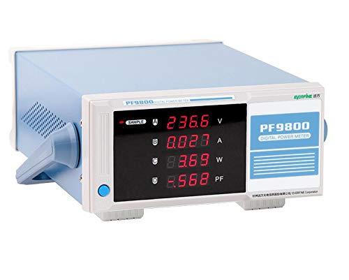 220V Medidor de potencia digital Medidor de potencia eléctrico inteligente Medidor de...