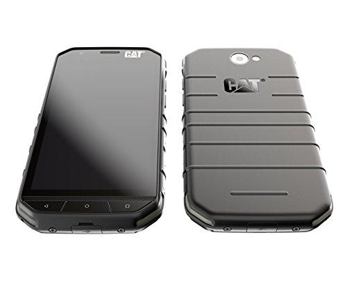 CAT S31 Smartphone débloqué 4G (Ecran : 4,7 Pouces - 16 Go - Nano-SIM - Android) Noir