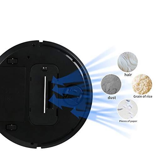 Review LSXLSD Robot Vacuum Cleaner Wet Cleaner Sweeper Dust Dry Robot and Floor Robot Smart Vacuum A...