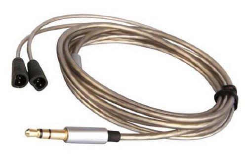 micity® Repuesto Upgrade Cable Cord Para Sennheiser IE8IE80IE8i Auriculares