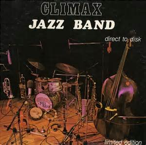 climax jazz band LP