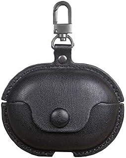 حافظة سماعات هواوي فيبادز برو من الجلد، حافظة حماية لسماعات الأذن اللاسلكية لهواوي فريباددز برو (أسود)