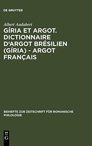 Gíria Et Argot