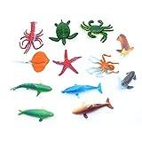 SHATCHI Dinosaurier, Meer, Wild, Bauernhoftiere, Figuren, Kinder-Partytütenfüller, Beute Piñata,...