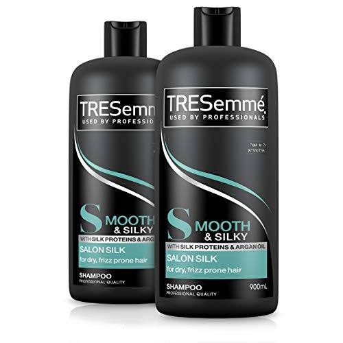 TRESemme smooth and silky shampoo, 2er Pack (2 x 900 ml)