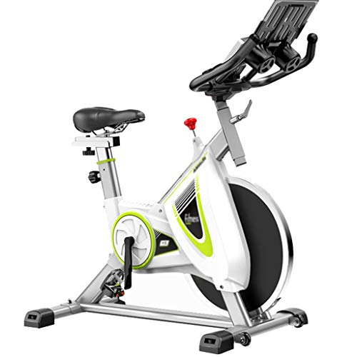 SISHUINIANHUA Bicyclette d'intérieur, équipement muet d'exercice de Forme Physique de ménage de ménage perdant la pédale de Poids d'exercice aérobic, vélo de Rotation 113 * 56 * 119CM