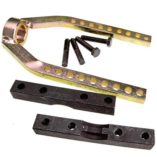 AYUN - Estrattore di giunzioni in Metallo a 9 Fori, separatore di Montaggio Oro