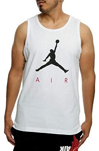 Nike Air Jordan Poolside White Men's Tank Top Size XL