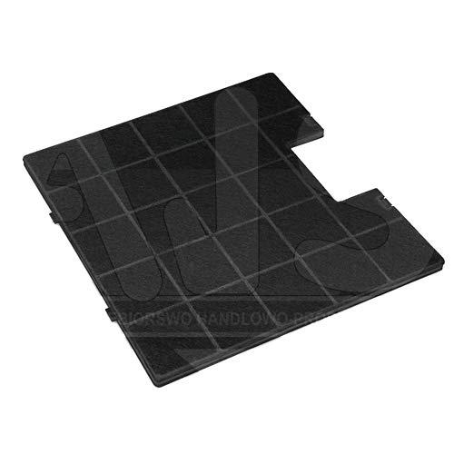 Carbonfilter/Kohlefilter FWK-300 für Dunstabzugshaube AMICA OKC, GORENJE (300x280x10) - Dunstabzugshaubenzubehör
