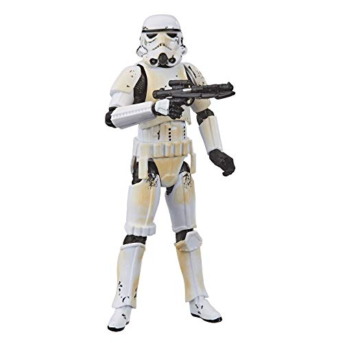 Star Wars The Vintage Collection The Mandalorian Remnant Stormtrooper Toy, 3.75