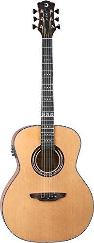 Luna Guitars Art Craftsman akustische E-Gitarre