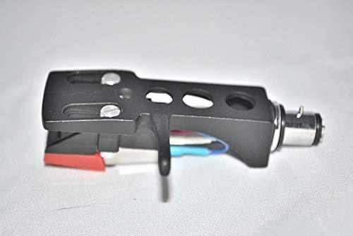 Schwarz Drehbarer Tonabnehmerkopf Halterung für Phillips F1395, FP320, Samsung Pl 8400H, Sherwood PM9800 Plattenspieler