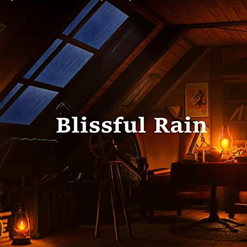 Cozy Hut Ambience (Gentle Night Rain and Relaxing Rain Sounds)