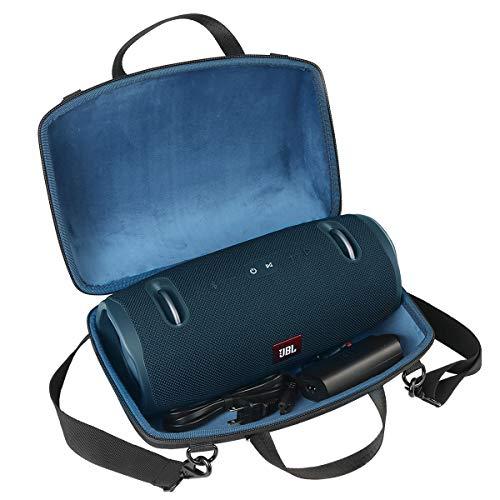 Hart Reise Schutz Hülle Etui Tasche für JBL Xtreme 1/2 Tragbarer Bluetooth-Lautsprecher von co2CREA (Blau Hülle für JBL Xtreme 2)