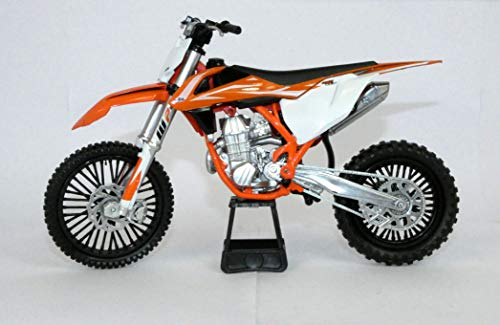 New Ray Moto Dirt Bike KTM 450 SX-F Miniature, 57943