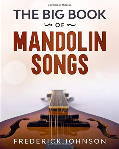 The Big Book of Mandolin Songs