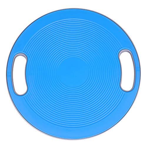 lxfy Wobble Balance Board-Fitness Balance-Platte-rutschfeste Wobble Core Trainer, für Rehabilitations-Yoga-Übungen Physiotherapie, mit 360-Grad-Drehung