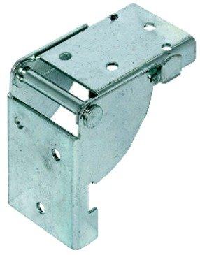 1pieza Pihami®–Zamack, para mesas y bancos, mesa plegable herrajes, acero galvanizado, para...
