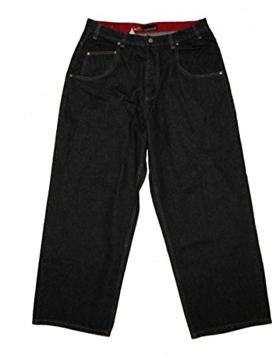 STEVESMITHNYC Skateboard Jeans Hose Dark Blue, Hosengrösse:W36/ L32