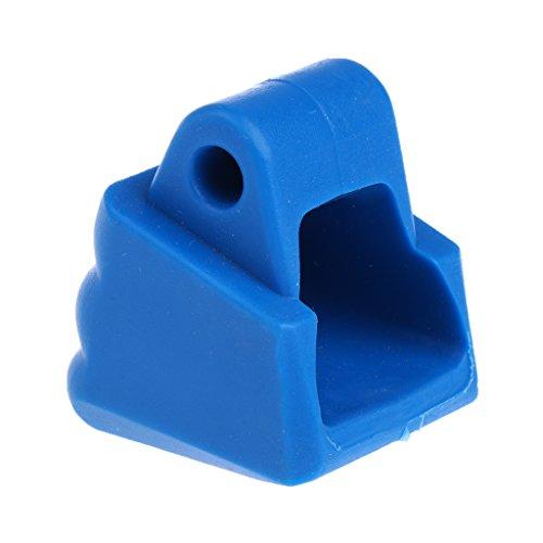 SM SunniMix Ersatzstoper für Rollschuhe Inline-Skate, Skate Bremsstopper Universal Rollschuh Inline-Skate Stopper Rollschuh Zubehör - Blau