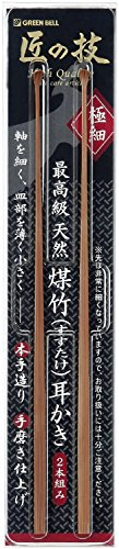 Japanese HIgh Quality ear cleaning Pick mimikaki from Japan G-2153 Size : L 160 mm (6.3')