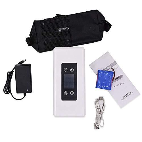 SHKUU Refrigerador refrigerado insulina portátil de la Caja del USB, batería incorporada