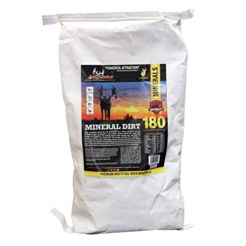 Ani-Logics Outdoors Mineral Dirt 180, 20lb
