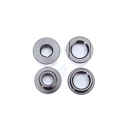 Box Components One Fork Adaptateur de Fourche Noir 20 mm 10 mm