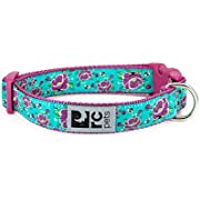 RC Pets 3/4 Inch Adjustable Dog Clip Collar, Small, All The Buzz