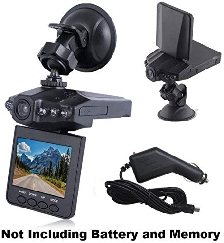 Best Car Driving Recorders 2019 Full HD 1080P Ultimate Dash Cam (1 Set)