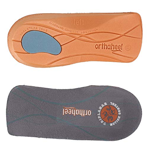 Vionic Relief 3/4 Length Orthotic Insoles Size: S: Women