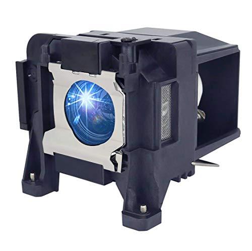 Huaute ELPLP89 / V13H010L89 Lámpara de proyector de Repuesto con Carcasa para Epson Powerlite Home Cinema 5040UB 5040UBE...