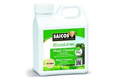 Saicos Colour GmbH ECO 409 8125 Ecoline Magic Cleaner, Farblos