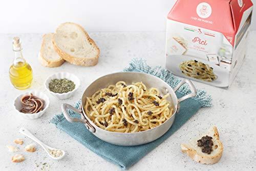 PICI TOSCANI My Cooking Box x5 Porzioni - Per una serata tra amici, una cena romantica o come idea regalo originale!