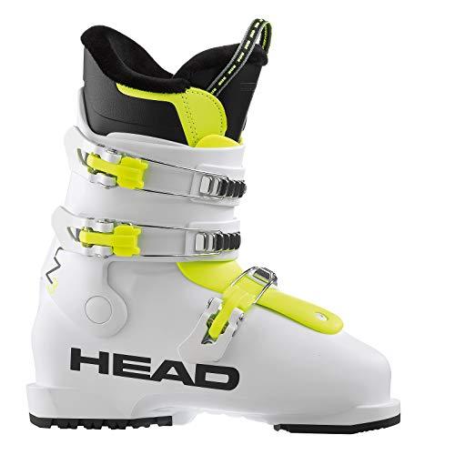 Head Z 3 - Botas de esquí para niños, Color Blanco, tamaño 260