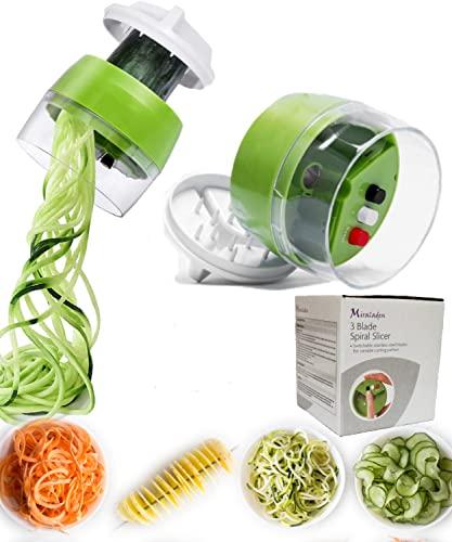 Miraladen Spiralschneider Gemüse Bild
