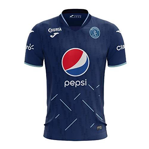 Joma 2019-2020 Motagua Home Football Soccer T-Shirt Jersey