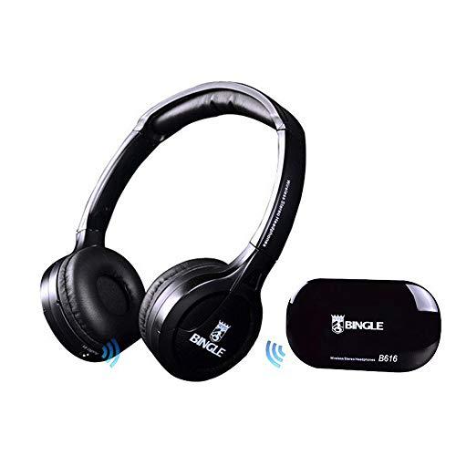 Bingble B616 - Auriculares inalámbricos para TV, teléfono celular, ordenador portátil