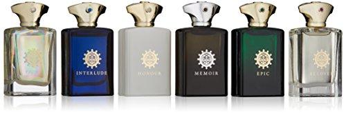 Amouage Modern Cofanetto Con Miniature Fragranze Da Uomo - 6x7.5 ml. (Totale 45 ml.)