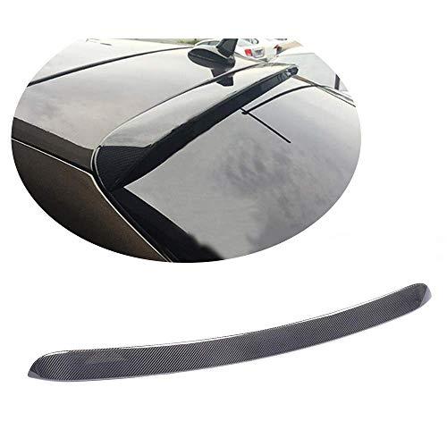 XTT Heckspoiler passend für Mercedes Benz GLE Klasse C292 GLE300 GLE350 GLE400 GLE450 GLE550 GLE43 GLE63 AMG Coupé 2015-2018 Carbon Fiber CF Dachfenster Oberflügellippe