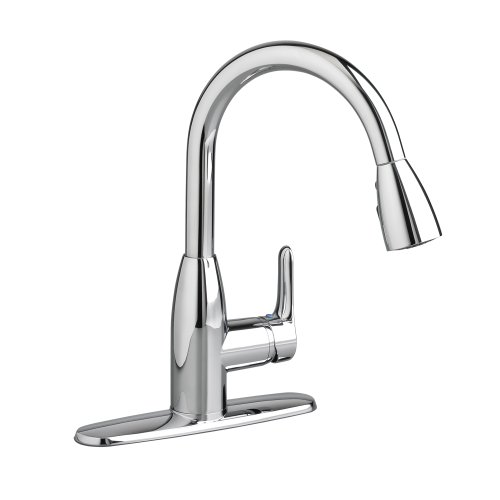 American Standard 4175300F15.002 Colony Soft PULL-DOWN Kitchen Faucet with 1.5 gpm Aerator, Polished...