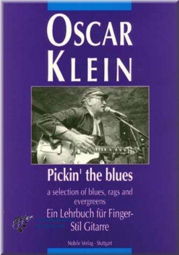 Oscar Klein - Picking the blues - Gitarrenoten [Musiknoten]