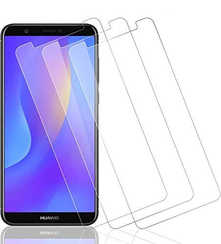 Wiestoung Cristal Templado para Huawei P Smart 2018, Protector de Pantalla Vidrio...