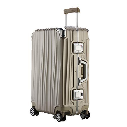 26-inch handbagage, ultra-lichtgewicht PC koffer 4 rondes van fine-tuning bagage verticale reizen trolley